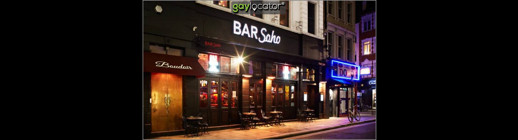 gay club london soho