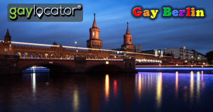 Gay Berlin Guide, gaylocator