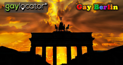 Gay Berliner Guide, gaylocator