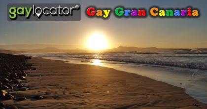Gay Gran Canaria Guide, gaylocator