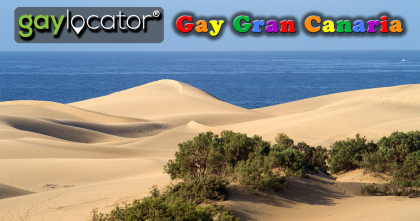 Gay Maspalomas Guide, gaylocator