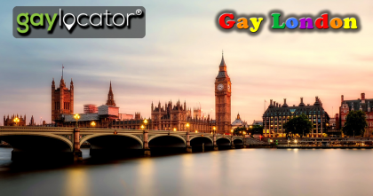 Gay London Guide, gaylocator