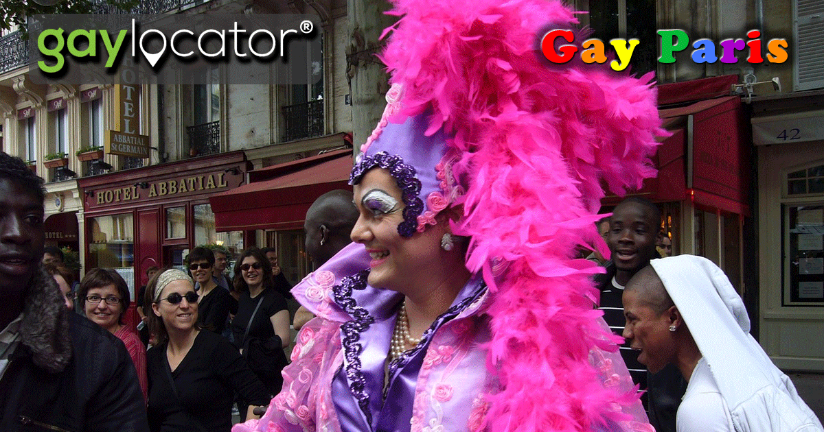 The Marche des Fiertés LGBT( formerly Gay Pride)